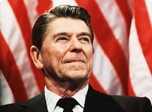 ronald reagan movies